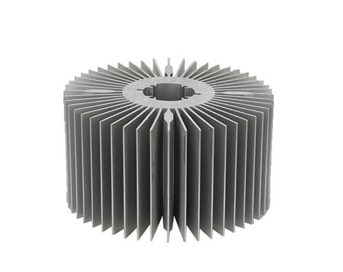 散热器铝型材的性能