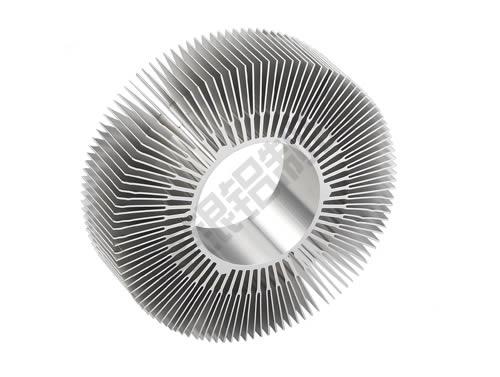 天花灯铝制品