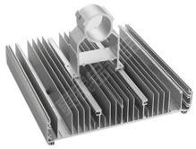 路灯散热器铝型材