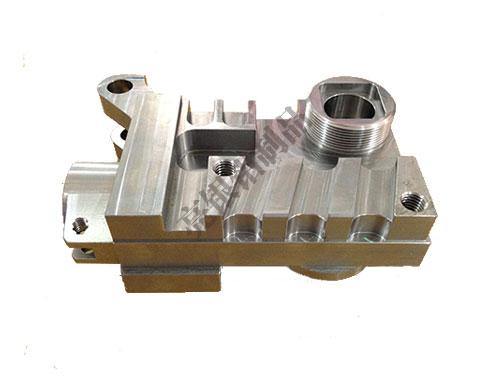 工业机械零配件铝加工