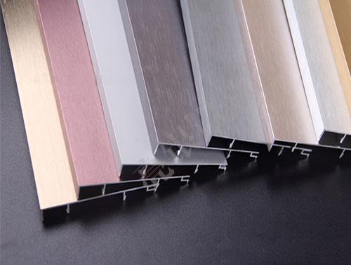 铝合金踢脚线|地板铝扣条|地毯地脚线铝型材